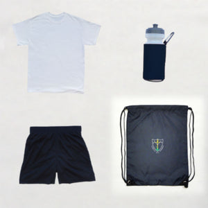 Loretto R.C. Primary School - Gym Kit