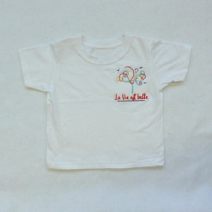 École Internationale Maria Montessori - T-shirt à manches courtes