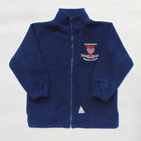 Mauricewood Primary School - Navy Fleece Jacket