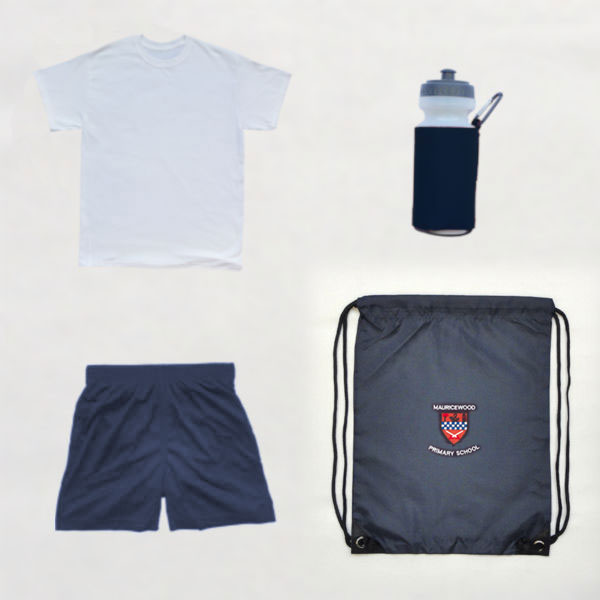 Mauricewood Primary School - Gym Kit