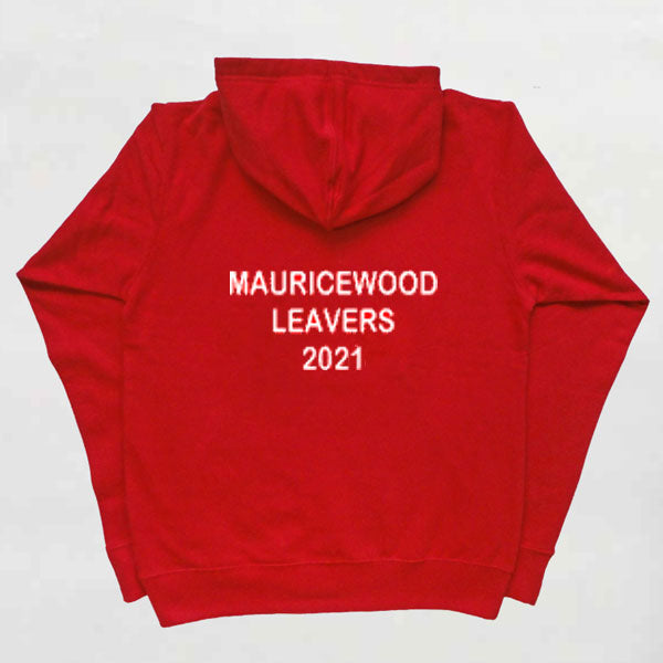 Mauricewood Primary School - Primary 7s Hooded Top