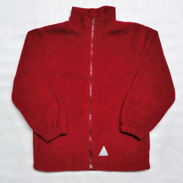 Mauricewood Primary School Staff - Full Zip Fleece