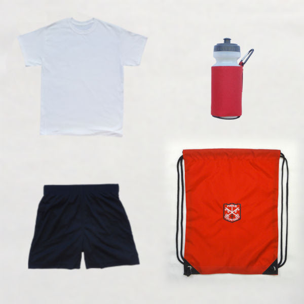 Pinkie St Peters Primary School - Gym Kit