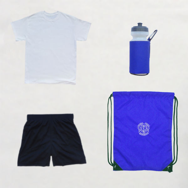 Victoria Primary School - Gym Kit