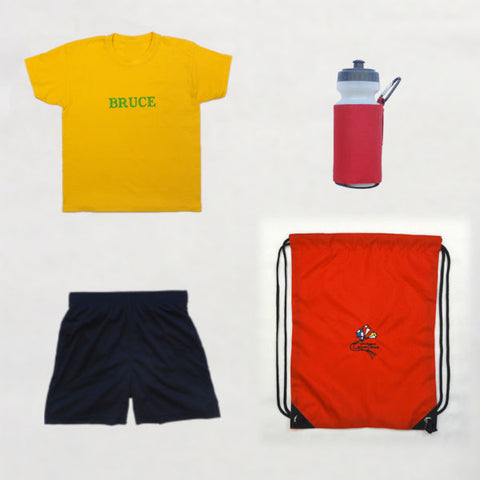 Windygoul Primary School Bruce - Gym Kit
