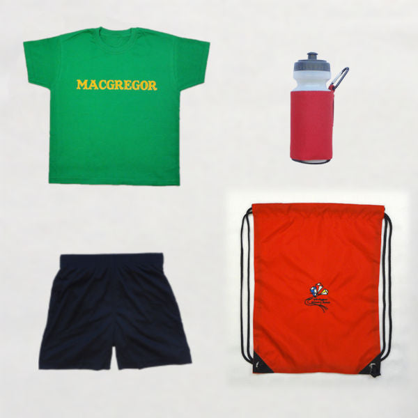 Windygoul Primary School MacGregor - Gym Kit