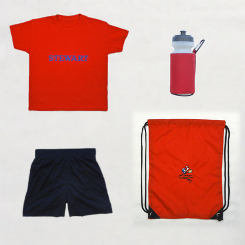 Windygoul Primary School Stewart - Gym Kit