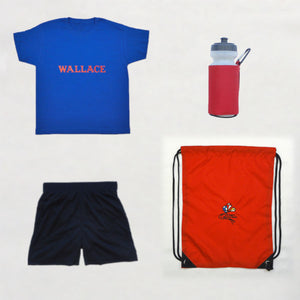 Windygoul Primary School Wallace - Gym Kit