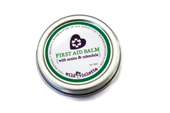 First Aid Healing Balm a Necessity in Every Home (Minimum 6) - Wild Violetta  - 1