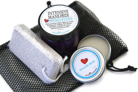 Pedicure and Manicure Spa Gift Set / Luxurious Spa Treatment