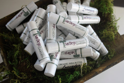 Custom Lip Balm for your Party, Shower, Wedding // 50 tubes Natural Lip Balm // Personalized Lip Balm Tubes // Personalized Party Favor - Wild Violetta  - 4