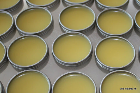 First Aid Healing Balm a Necessity in Every Home (Minimum 6) - Wild Violetta  - 3