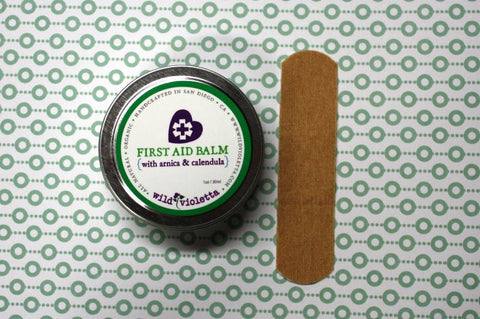First Aid Healing Balm a Necessity in Every Home (Minimum 6) - Wild Violetta  - 2