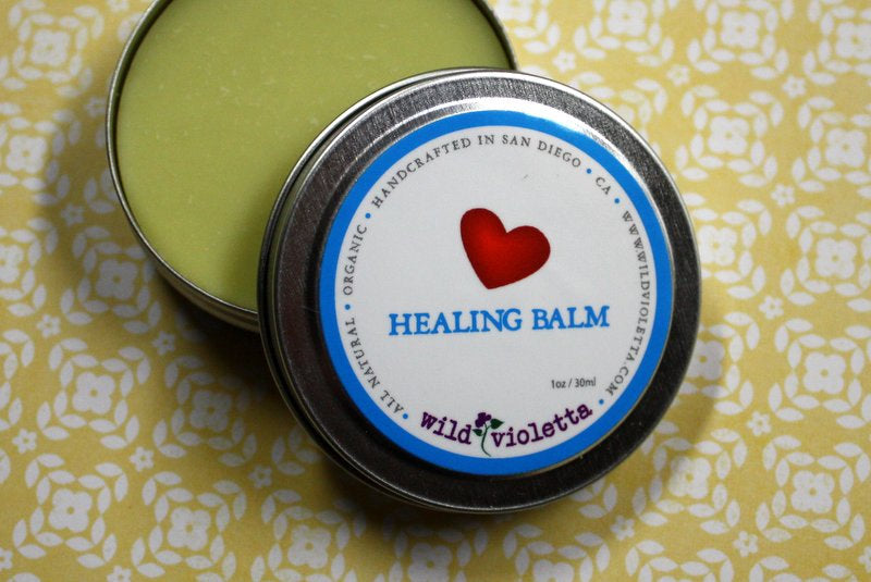 Healing Hand Balm / Nurses and Teachers Dry, Rough, Cracked Skin