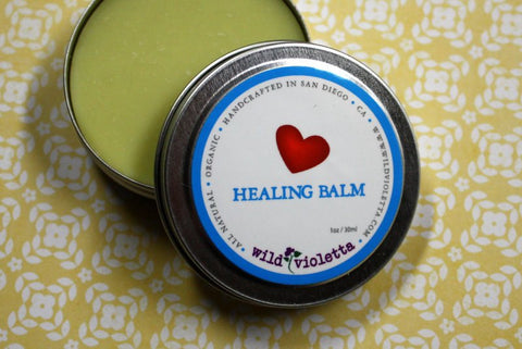Intensive Healing Foot Balm for Rough Skin - Wild Violetta  - 1