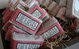 Natural Soap Bars / Shea Butter Soaps Select your Scent / Travel Soap Bar
