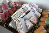 Guest Soap Bars / Shea Butter Soaps Select your Scent - Wild Violetta  - 4