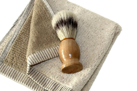 Men's Boars Bristle Shaving Brush