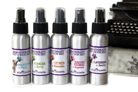 Aromatherapy Room Spray (Minimum 6)