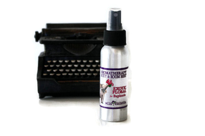 Natural Fragrant Room Spray - Wild Violetta