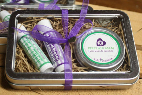 First Aid Healing Balm a Necessity in Every Home (Minimum 6) - Wild Violetta  - 5