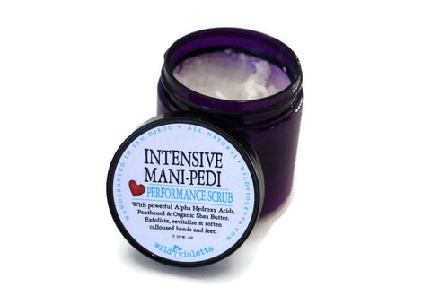 Intensive Pedicure Scrub