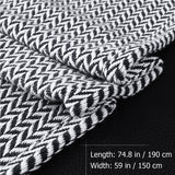 Lightweight Cotton Throw