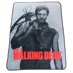 The Walking Dead Fleece Throw