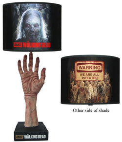 The Walking Dead Zombie Table Lamp