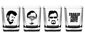 Trailer Park Boys Shot Glass Set