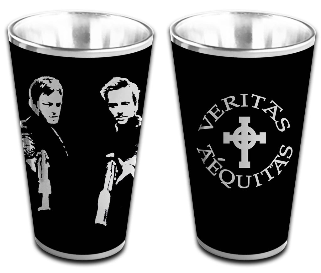 Boondock Saints Pint Glass Set