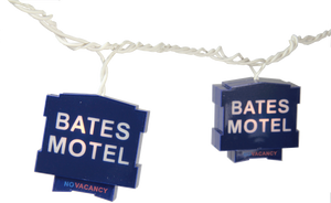 Bates Motel String Lights - Showtimesavvy  - 2