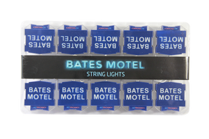 Bates Motel String Lights - Showtimesavvy  - 3