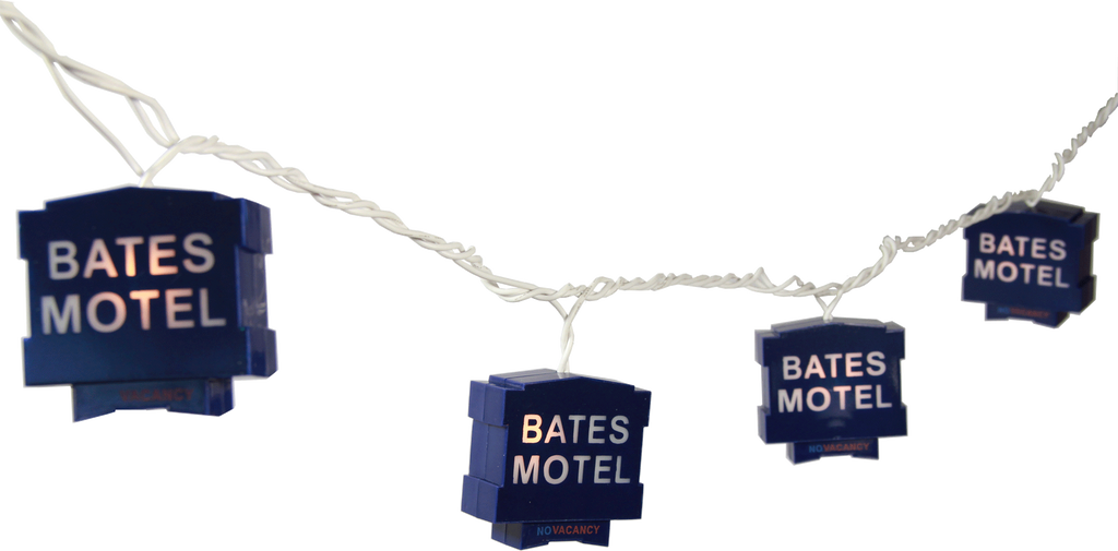 Bates Motel String Lights - Showtimesavvy  - 1