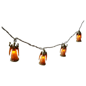 Doctor Who Weeping Angel String Lights - Showtimesavvy  - 1