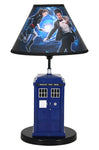 Doctor Who Tardis Table Lamp - Showtimesavvy  - 1