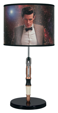 Doctor Who Sonic Screwdriver Table Lamp - Showtimesavvy