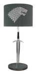 Game of Thrones Sword Lamp + Free GOT Five Kings 20oz Mug - Showtimesavvy  - 2