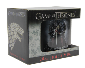 Game of Thrones Ned 20oz Mug - Showtimesavvy  - 2