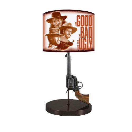 Western Table Lamp - Showtimesavvy