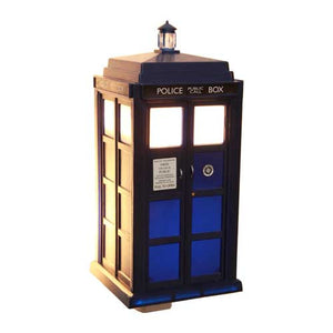 Doctor Who Tardis Night Light - Showtimesavvy