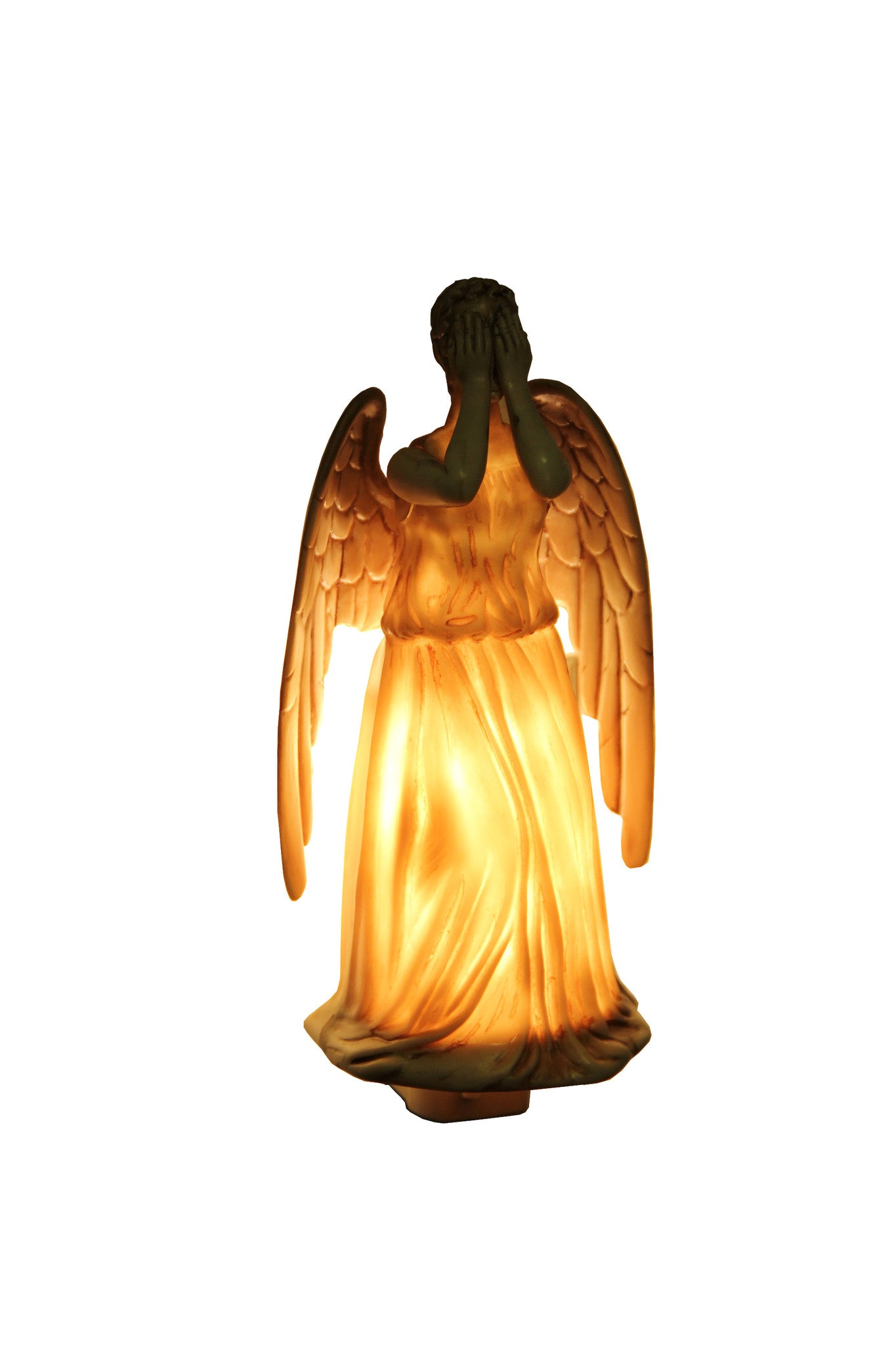 Doctor Who Weeping Angel Night Light Showtimesavvy