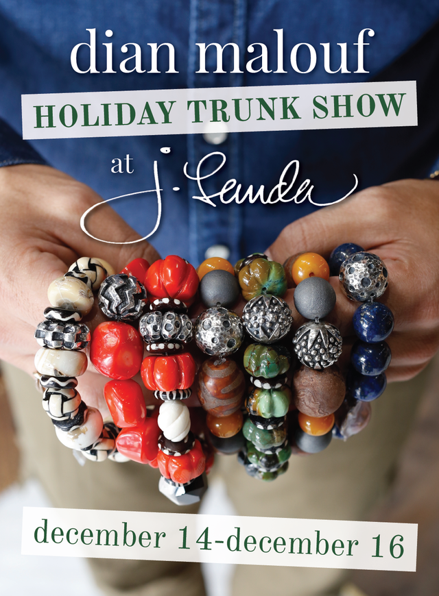 Dian Malouf Holiday Trunk Show