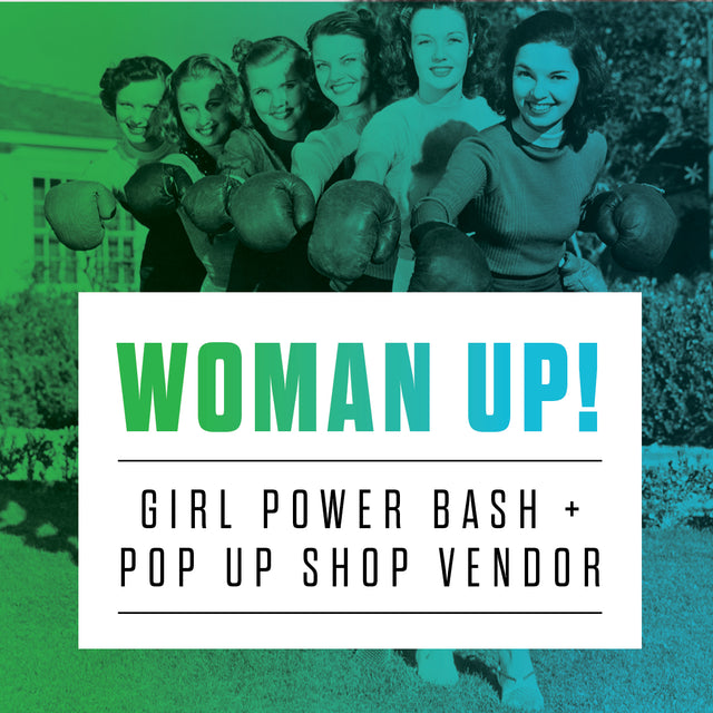 Come see us at Girl Power Bash!