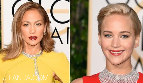 Golden Globes 2016 | Recreations of Our Favorites