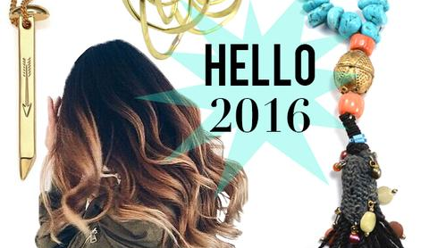 HELLO 2016, Goodbye Ombre
