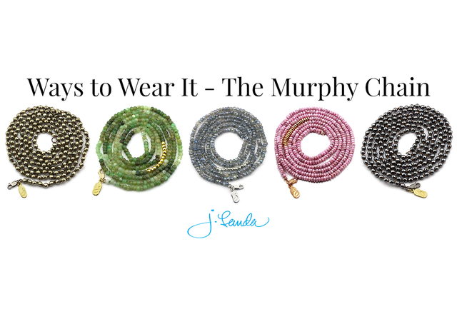 Ways To Wear It - The Murphy Chain
