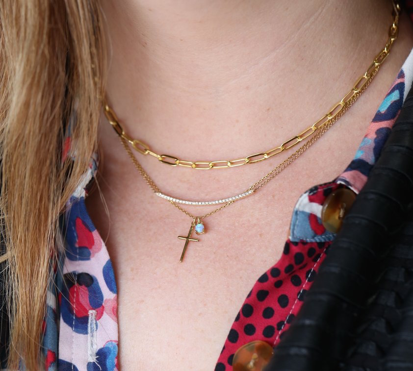 dainty necklaces under 150