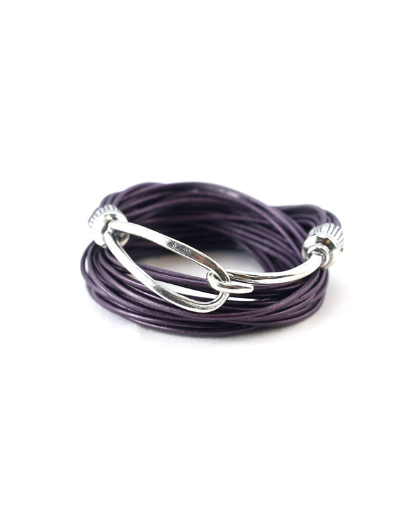 Chan Luu Hook Wrap Purple