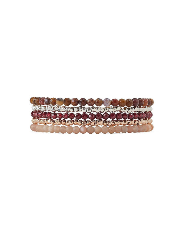 Chan Luu Garnet Mix Naked Wrap